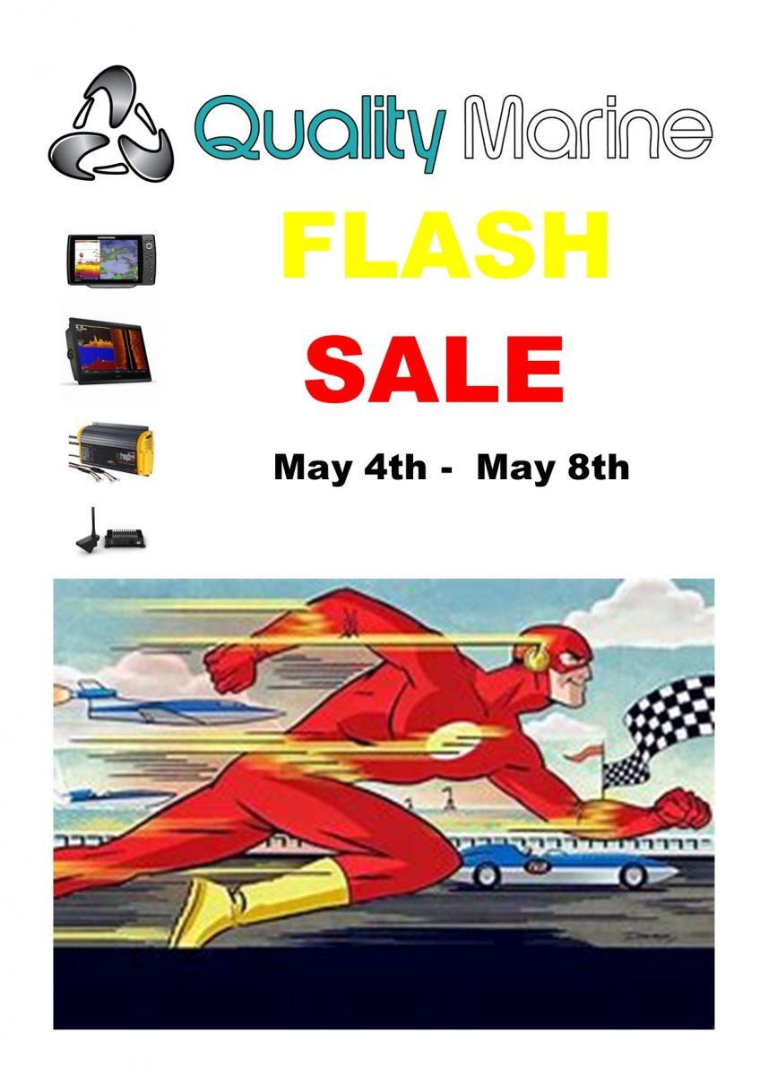 May 21 flash sale