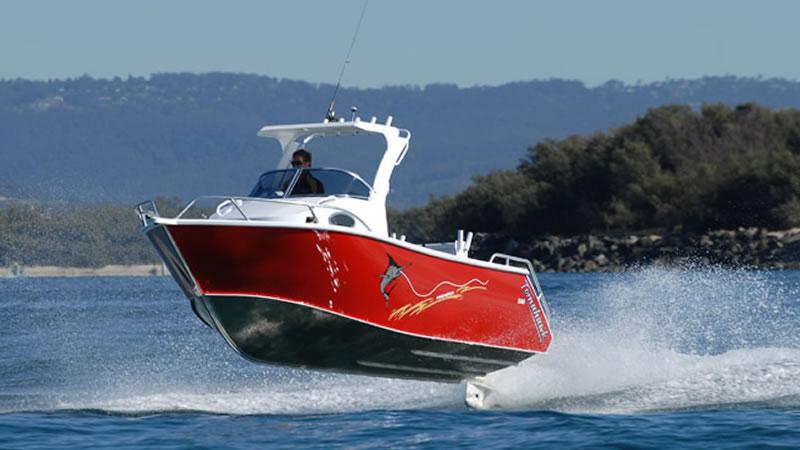 formosa boats